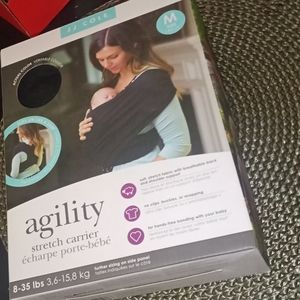 JJ Cole Agility Stretch Baby carrier